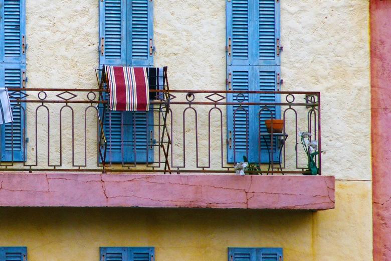 robert santafede balcony