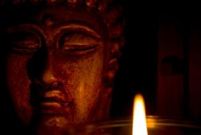 robert santafede buddha statue