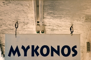 robert santafede mykonos sign