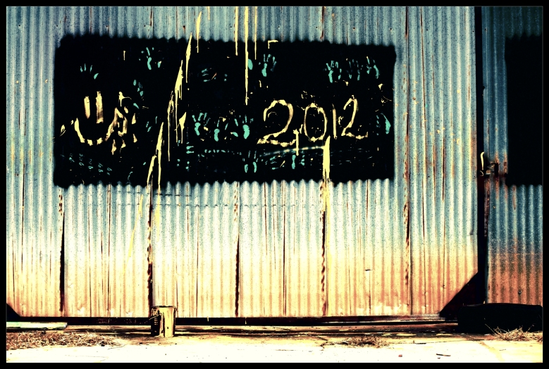 """2012"" by Robert Santafede"