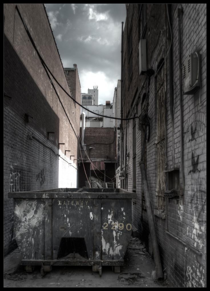 """""""Gateway (Migration)"""", an urbex photograph by Robert Santafede"""