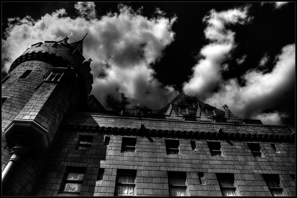 """""""Crown"""", black and white photography by Robert Santafede"""