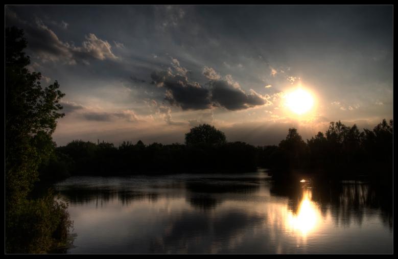 """Silence"" a nature photograph by Robert Santafede"